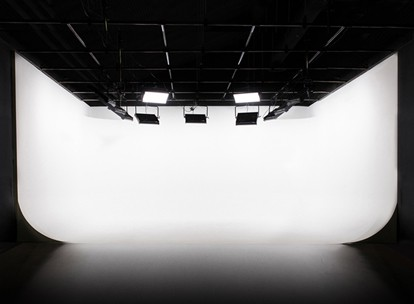 Cyclorama Studio in Orange County