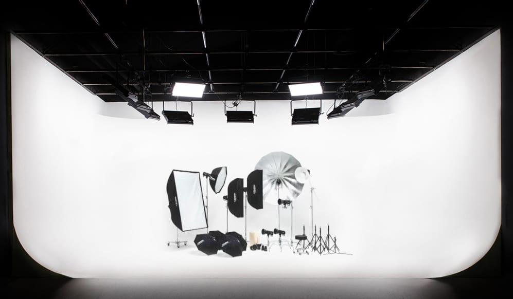 Cyclorama Studio in Orange County